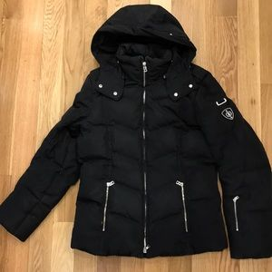 Bogner Quilted Down Jacket sz 8